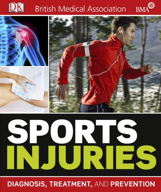 eBook cover of The BMA Guide to Sport Injuries