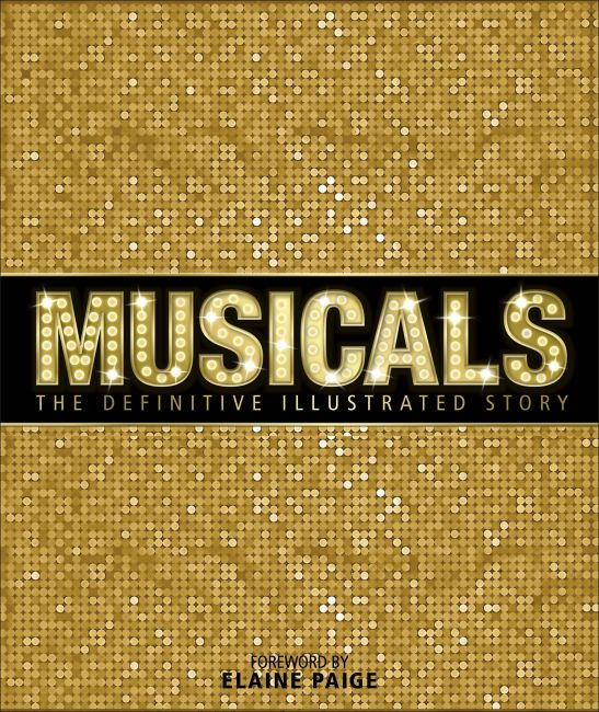 Hardback cover of Musicals