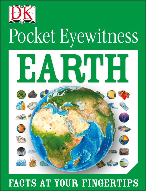 eBook cover of Pocket Eyewitness Earth