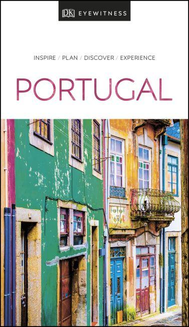 Paperback cover of DK Eyewitness Portugal