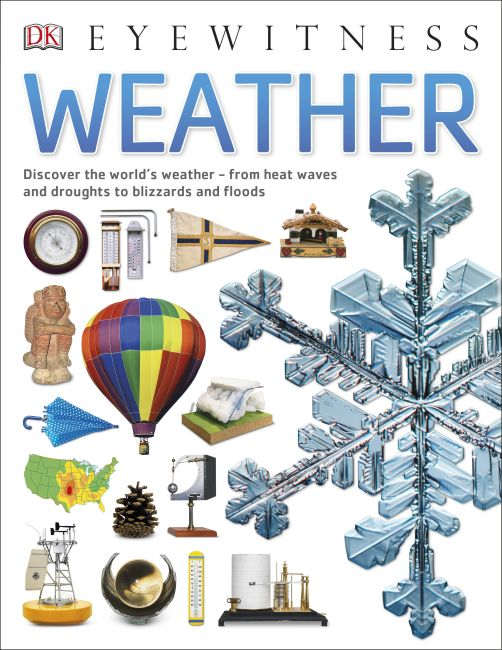 Paperback cover of Weather