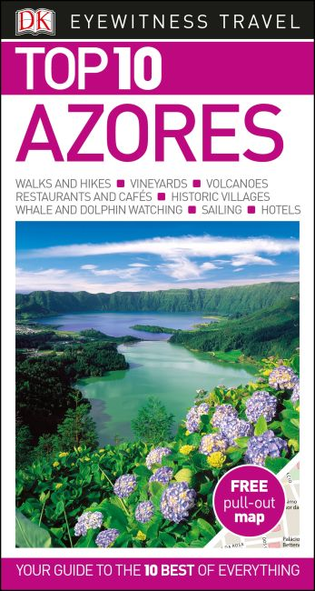 eBook cover of Top 10 Azores