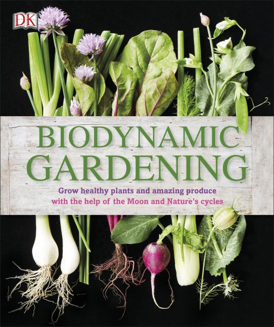 Hardback cover of Biodynamic Gardening