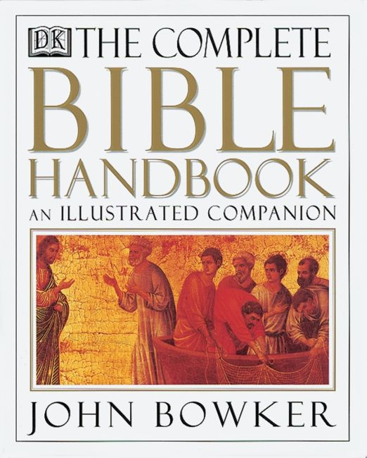 Paperback cover of The Complete Bible Handbook