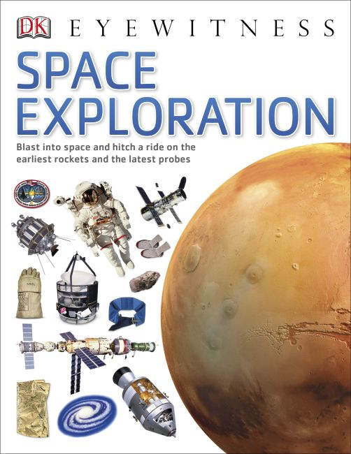 Paperback cover of Space Exploration