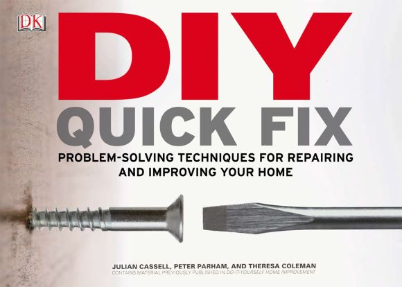 eBook cover of DIY Quick Fix