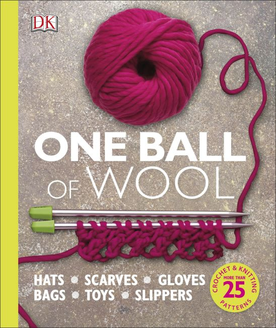 Hardback cover of One Ball Of Wool