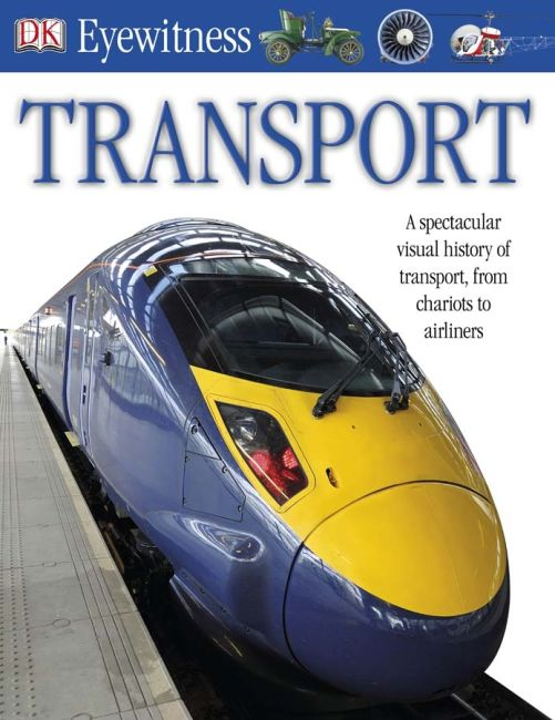 eBook cover of Transport