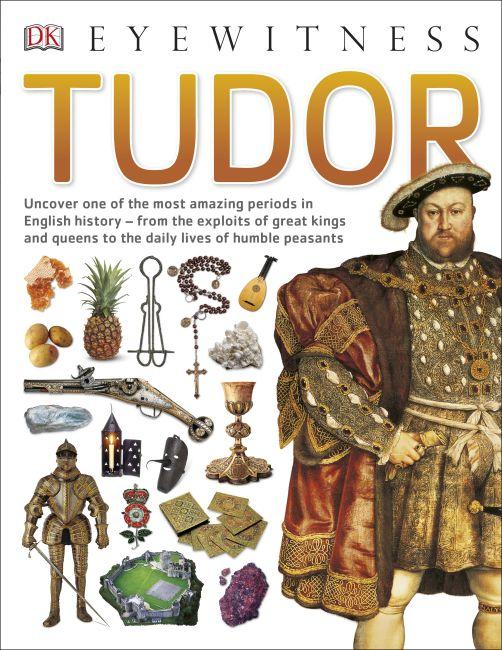 Paperback cover of Tudor
