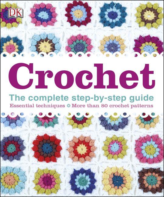 Hardback cover of Crochet