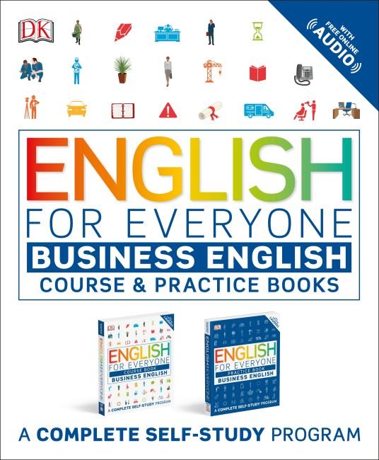 Slipcase of Editions cover of English for Everyone Slipcase: Business English