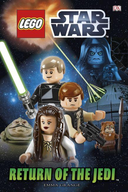 Hardback cover of LEGO® Star Wars Return of the Jedi