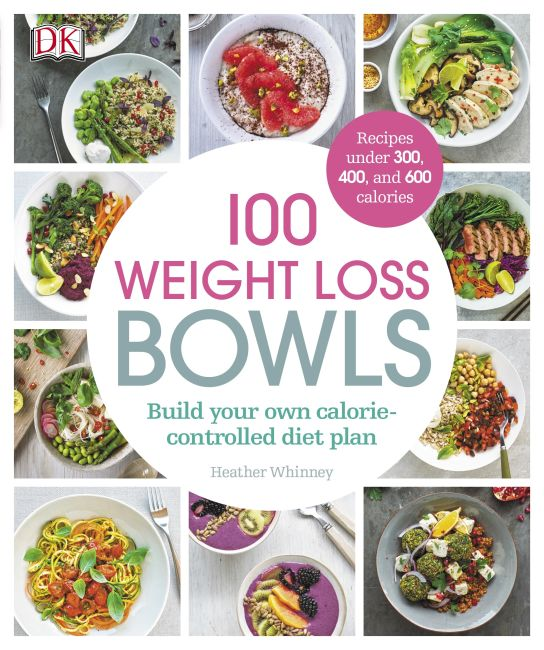 eBook cover of 100 Weight Loss Bowls