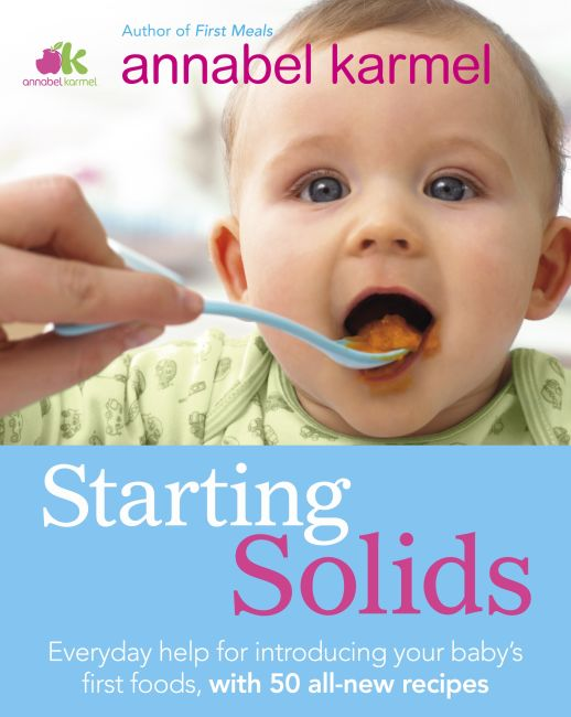 eBook cover of Starting Solids