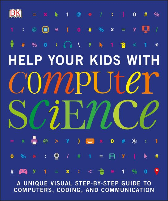 Flexibound cover of Help Your Kids with Computer Science
