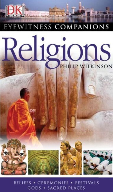 eBook cover of EW Companions:Religions
