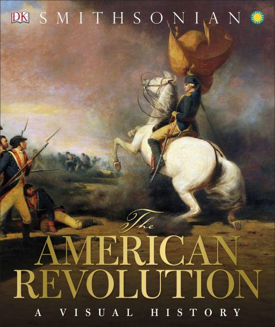 Hardback cover of The American Revolution