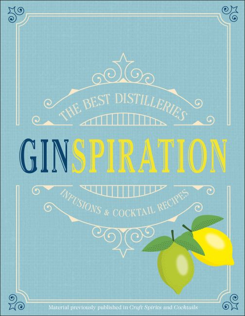 Hardback cover of Ginspiration