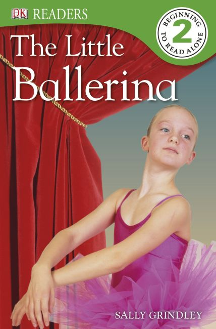 Paperback cover of DK Readers L2: The Little Ballerina