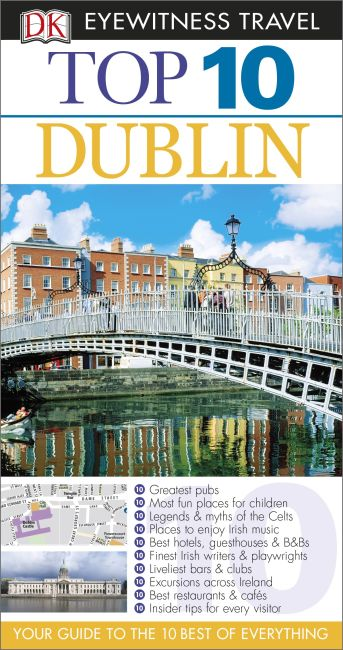 eBook cover of Top 10 Dublin