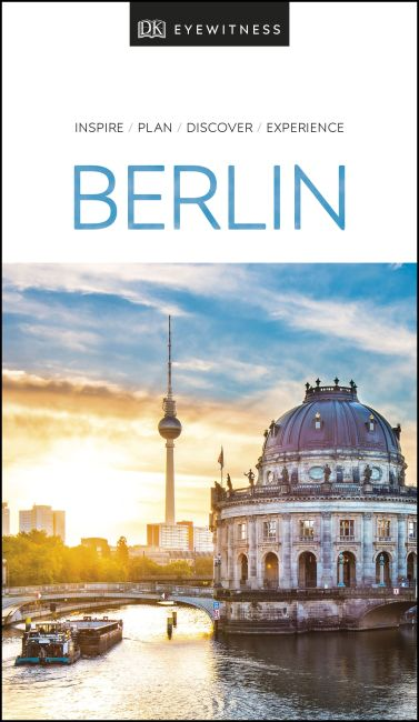 Paperback cover of DK Eyewitness Travel Guide Berlin