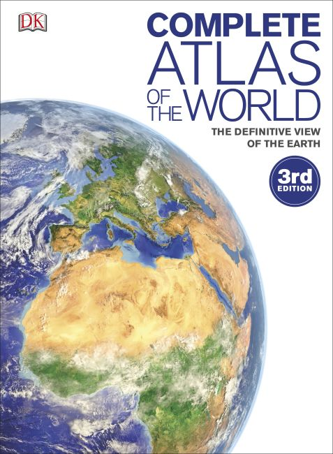 eBook cover of Complete Atlas of the World