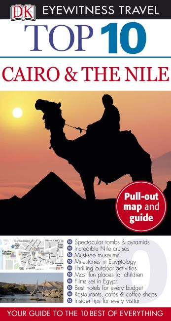 Paperback cover of Top 10 Cairo and the Nile
