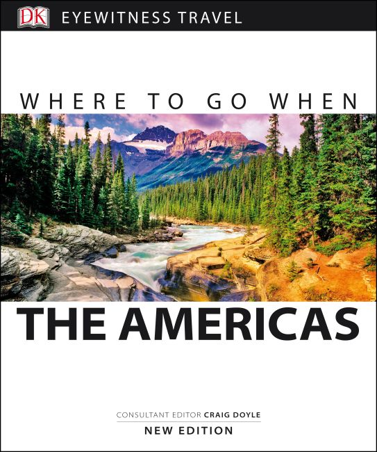 Paperback cover of Where to Go When the Americas