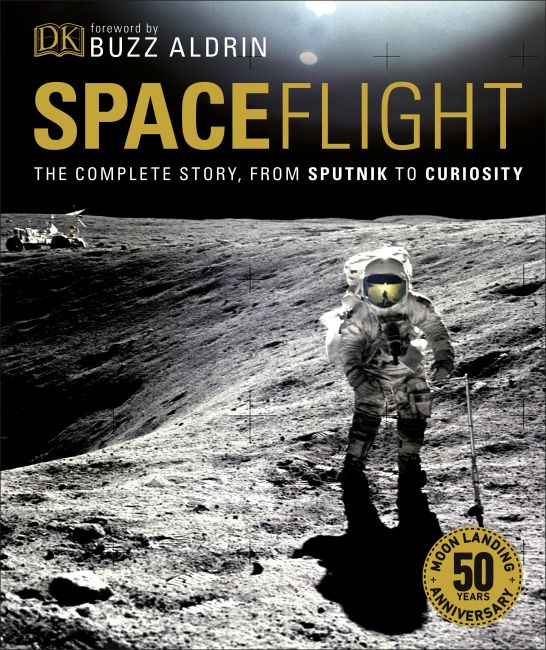 Hardback cover of Spaceflight