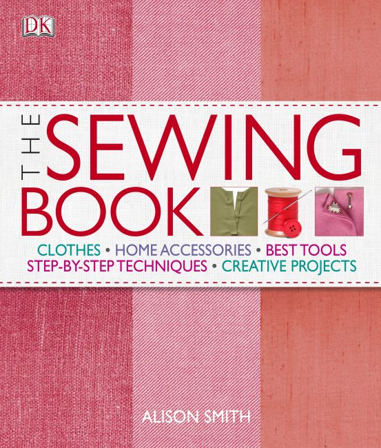 eBook cover of The Sewing Book