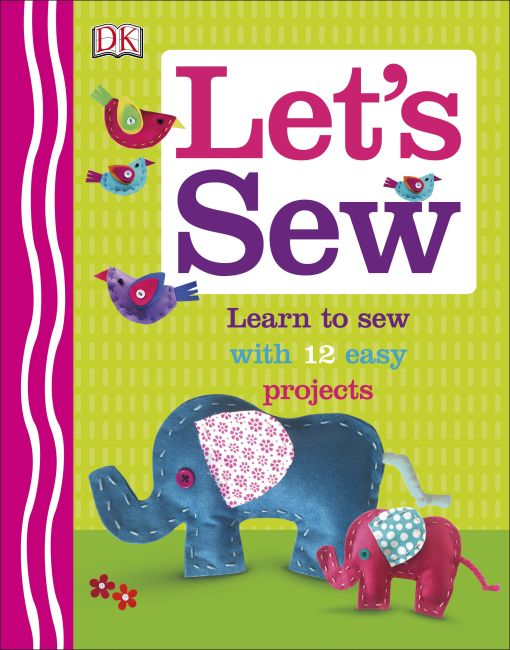 eBook cover of Let's Sew