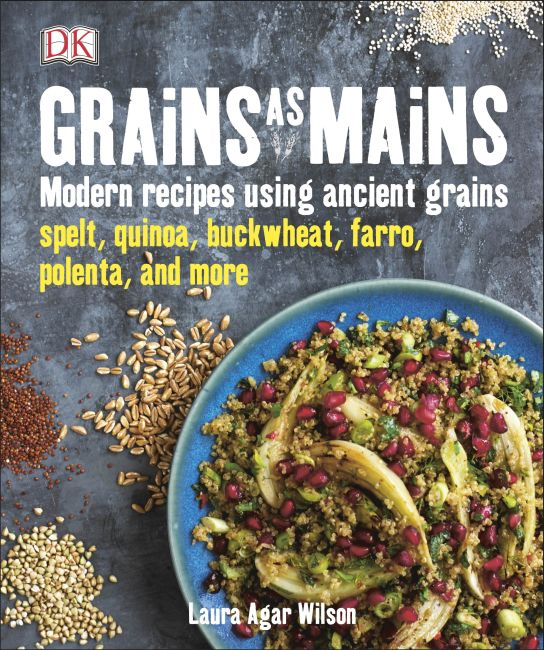 Hardback cover of Grains As Mains