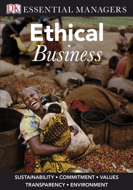 eBook cover of Ethical Business