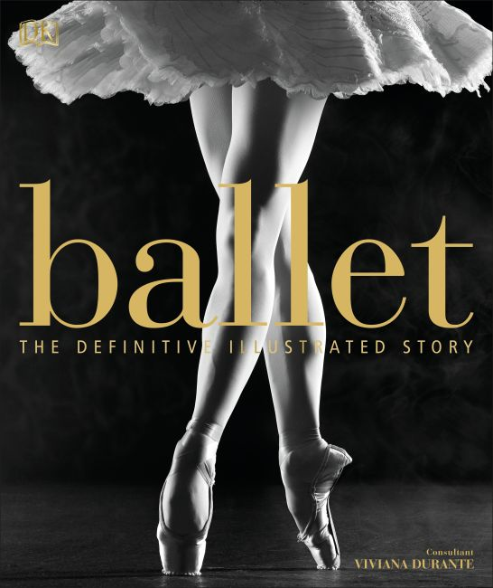 Hardback cover of Ballet