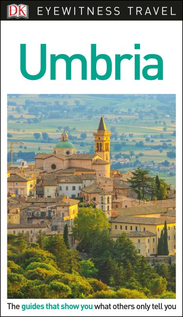 Flexibound cover of DK Eyewitness Travel Guide Umbria