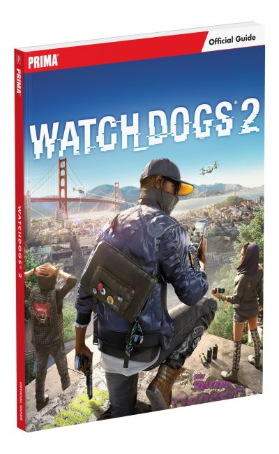Paperback cover of Watch Dogs 2