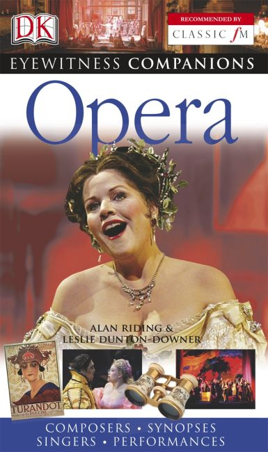 Flexibound cover of Opera