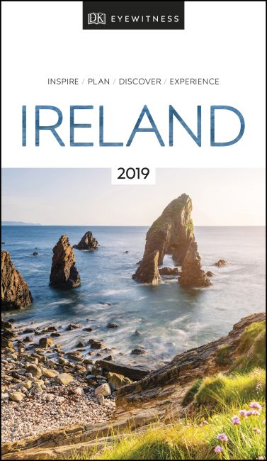 Paperback cover of DK Eyewitness Travel Guide Ireland
