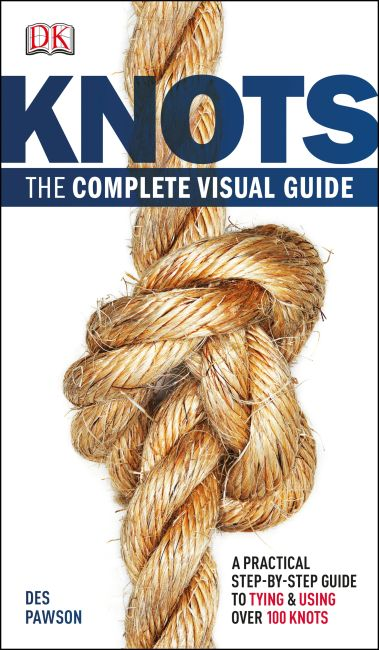 Flexibound cover of Knots:The Complete Visual Guide