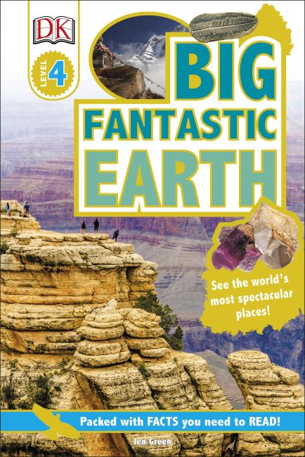 Hardback cover of Big Fantastic Earth