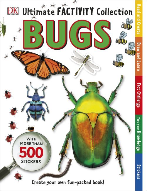 Paperback cover of Bugs Ultimate Factivity Collection