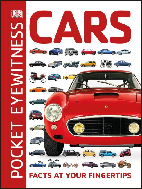 Paperback cover of Pocket Eyewitness Cars
