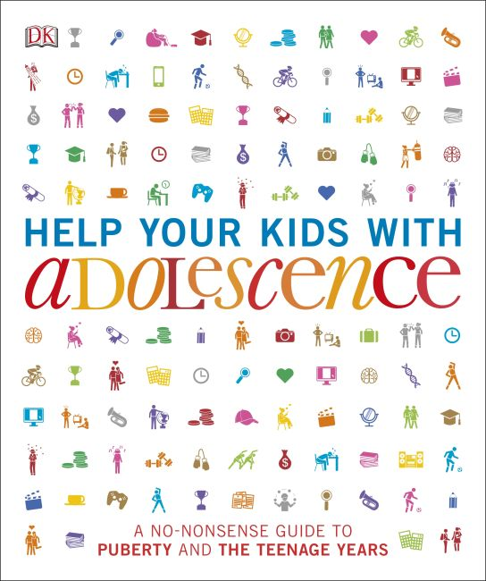 Paperback cover of Help Your Kids with Adolescence