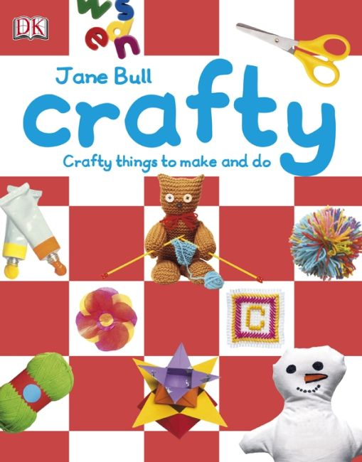 eBook cover of Crafty