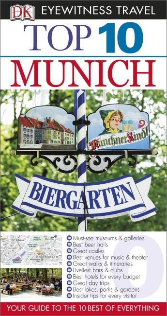 eBook cover of Top 10 Munich