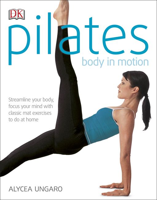 Paperback cover of Pilates Body in Motion