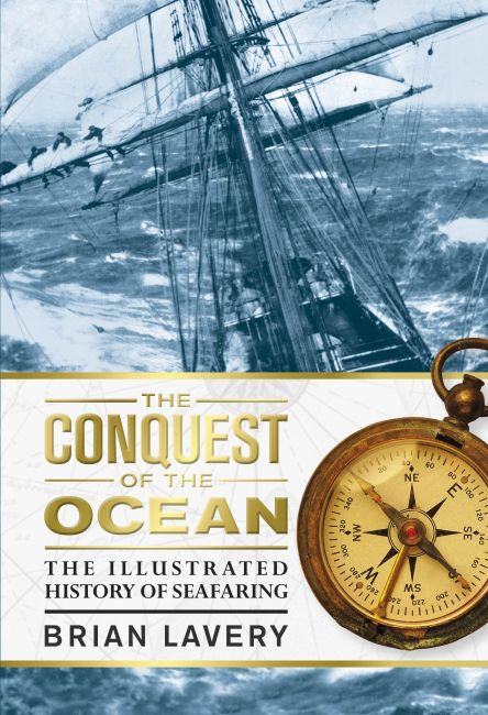 eBook cover of The Conquest of the Ocean