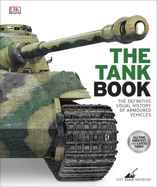 Hardback cover of The Tank Book