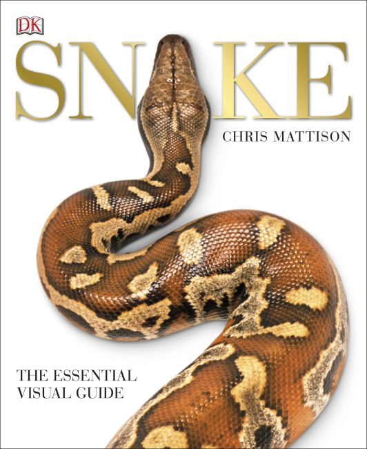 Paperback cover of Snake