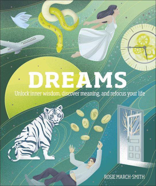 Hardback cover of Dreams